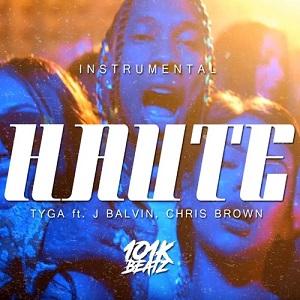 موزیک ویدیو Tyga - Haute ft. J Balvin, Chris Brown با زیرنویس فارسی