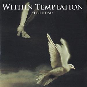 دانلود موزیک ویدیو All I Need از Within Temptation با زیرنویس فارسی