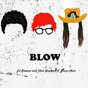 دانلود موزیک ویدیو BLOW از Ed Sheeran with Chris Stapleton & Bruno Mars با زیرنویس فارسی