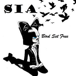 دانلود اجرای زنده Bird Set Free از Sia با زیرنویس فارسی