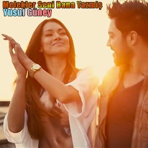 موزیک ویدیو Yusuf Guney - Melekler Seni Bana Yazmıs با زیرنویس