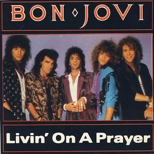 دانلود موزیک ویدیو livin on a prayer از Bon Jovi با زیرنویس فارسی