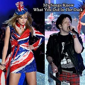 موزیک ویدیو Fall Out Boy - My Songs Know What You Did In The Dark cover با زیرنویس فارسی