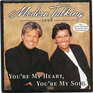 دانلود موزیک ویدیو You're My Heart You're My Soul '98 از Modern Talking با زیرنویس فارسی