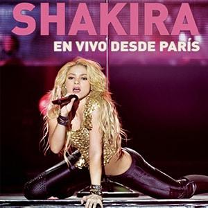 دانلود اجرای زنده Nothing Else Matters/Despedida از Shakira با زیرنویس فارسی