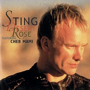 دانلود موزیک ویدیو Desert Rose ازSting با زیرنویس فارسی