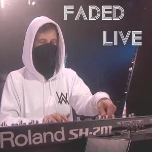 دانلود اجرای زنده Alan Walker & Tove Styrke - Faded با زیرنویس فارسی