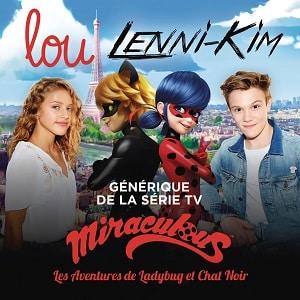 موزیک ویدیو Lou Et. Lenni Kim Miraculous با زیرنویس فارسی