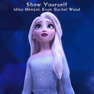 موزیک ویدیو Idina Menzel, Evan Rachel Wood - Show Yourself با زیرنویس فارسی