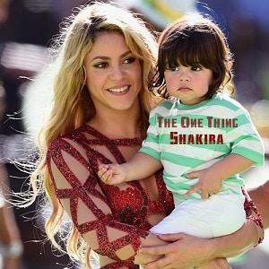 موزیک ویدیو Shakira - The One Thing با زیرنویس فارسی