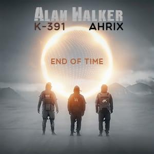 موزیک ویدیو K-391, Alan Walker & Ahrix - End of Time با زیرنویس فارسی