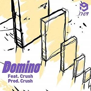 موزیک ویدیو 1THE9 Domino (Feat. Crush) (Prod. Crush, Gxxd) با زیرنویس فارسی