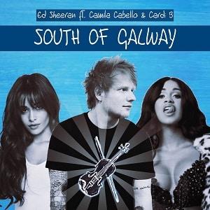 دانلود موزیک ویدیو South of the Border از Ed Sheeran feat. Camila Cabello & Cardi B با زیرنویس فارسی
