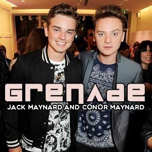 موزیک ویدیو G.O.A.T. (Jack Maynard and Conor Maynard)Grenade با زیرنویس