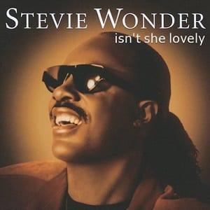 موزیک ویدیو stevie wonder - isn't she lovely با زیرنویس فارسی