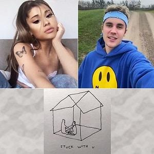موزیک ویدیو Ariana Grande & Justin Bieber - Stuck with U با زیرنویس فارسی