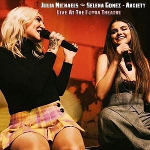 اجرای زنده Julia Michaels & Selena Gomez - Anxiety با زیرنویس فارسی
