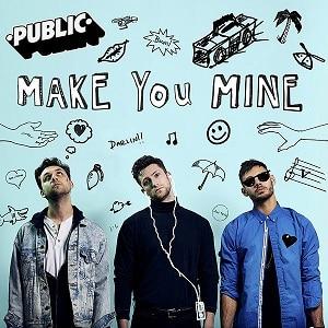 موزیک ویدیو PUBLIC - Make You Mine با زیرنویس فارسی