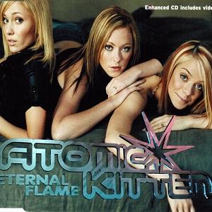 موزیک ویدیو نوستالژی Atomic Kitten - Eternal Flame با زیرنویس