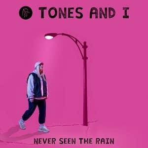 موزیک ویدیو TONES AND I - NEVER SEEN THE RAIN با زیرنویس فارسی