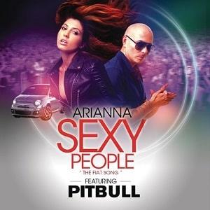 موزیک ویدیو Arianna ft Pitbull - Sexy People The FIAT Song