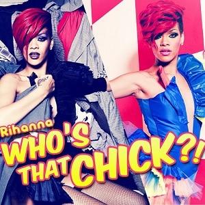 موزیک ویدیو David Guetta Feat Rihanna - Who's That Chick