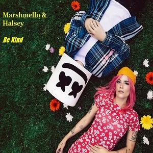 موزیک ویدیو Marshmello & Halsey - Be Kind