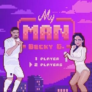 دانلود موزیک ویدیو My Man از Becky G با زیرنویس فارسی