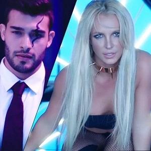 موزیک ویدیو Britney Spears Slumber Party ft Tinashe با زیرنویس