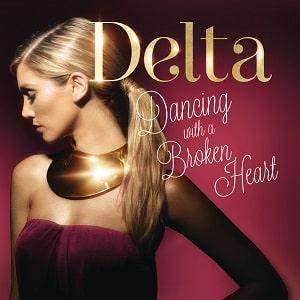دانلود موزیک ویدیو Dancing With A Broken Heart از Delta Goodrem با زیرنویس فارسی