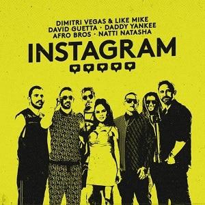 دانلود موزیک ویدیو Instagram از Dimitri Vegas & Like Mike & David Guetta & Daddy Yankee & Afro Bros & Natti Natasha با زیرنویس فارسی