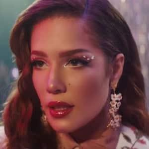 دانلود موزیک ویدیو Finally beautiful stranger از Halsey با زیرنویس فارسی