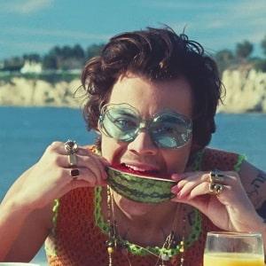 دانلود موزیک ویدیو Watermelon Sugar از Harry Styles با زیرنویس فارسی