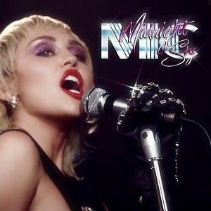 موزیک ویدیو جدید مایلی سایرس Miley Cyrus - Midnight Sky با زیرنویس