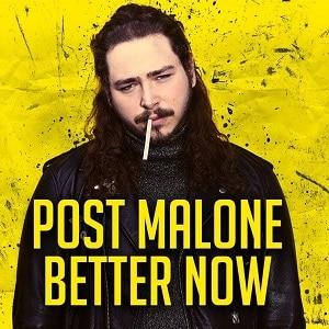 دانلود موزیک ویدیو Better Now از Post Malone با زیرنویس فارسی