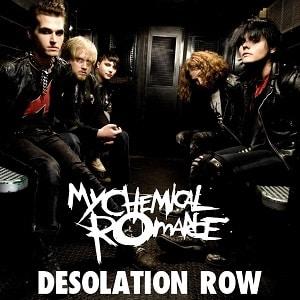 موزیک ویدیو My Chemical Romance - Desolation Row با زیرنویس
