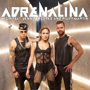 موزیک ویدیو Wisin - Adrenalina ft. Jennifer Lopez & Ricky Martin با زیرنویس