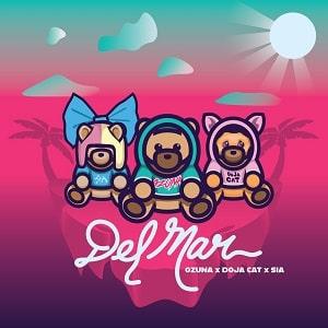 دانلود موزیک ویدیو Del Mar از Ozuna & Doja Cat & Sia با زیرنویس فارسی