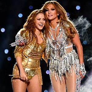 اجرای زنده Shakira & J Lo در Pepsi Super Bowl با زیرنویس فارسی و انگلیسی