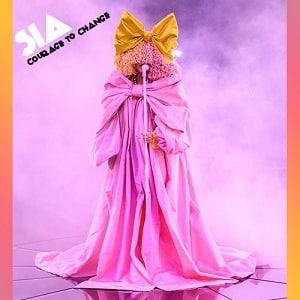 اجرای زنده Sia - Courage To Change Live At Billboard Music Awards 2020 cover subrica با زیرنویس فارسی