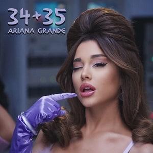 موزیک ویدیو Ariana Grande - 34+35 با زیرنویس