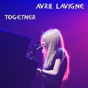 موزیک ویدیو Avril Lavigne - Togather Live at Budokan(Japan)2005 با زیرنویس فارسی