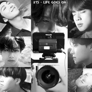 موزیک ویدیو BTS - Life Goes On با زیرنویس