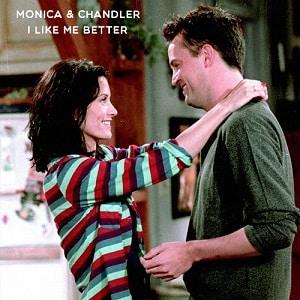 ویدیو کلیپ Chandler & Monica - I Like Me Better با زیرنویس فارسی