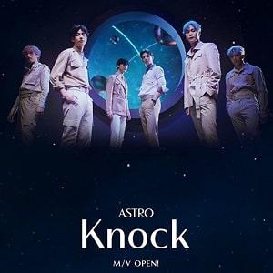 موزیک ویدیو Astro - Knock با زیرنویس