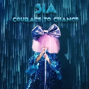 موزیک ویدیو Sia - Courage To Change (Lyric Video) با زیرنویس