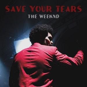 موزیک ویدیو The Weeknd - Save Your Tears با زیرنویس