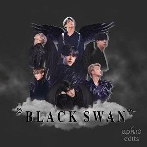 موزیک ویدیو BTS - Black Swan با زیرنویس