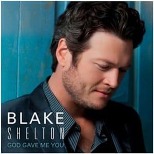 موزیک ویدیو Blake Shelton - God Gave Me You با زیرنویس