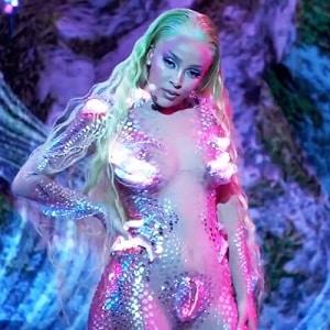 اجرای زنده Doja Cat Performs Say So & Like That 2020 MTV VMAs با زیرنویس